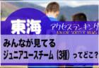 独自調査【北信越】県別ランキング みんなが見てるジュニアユースチーム(3種)ってどこ?アクセスランキング【2020年7月~12月】