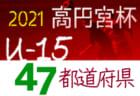 【2021年度リーグを網羅!】高円宮杯 ユースU-15 サッカーリーグ【47都道府県一覧】