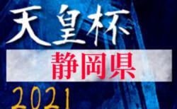 2021年度 天皇杯 第101回全日本サッカー選手権 代表決定戦 / 静岡県サッカー選手権大会  2回戦全結果更新!次回3/7