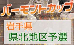 2020年度 JFAバーモントカップ 第31回全日本 U-12フットサル選手権 岩手県大会 県北地区予選  2/27,28結果更新中!情報お待ちしています!