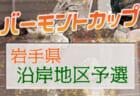 2020年度 JFAバーモントカップ 第31回全日本 U-12フットサル選手権 岩手県大会 県南地区(一関、北上、奥州予選)結果表掲載!!