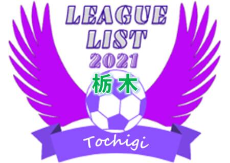 2021年度 栃木県リーグ戦表一覧