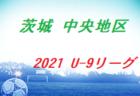 2021年度 天スタ杯・NFAスーパーカップ プレーオフ 兼 高円宮杯U-15サッカー選手権大会 奈良県大会 優勝はYF NARA TESORO!