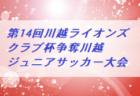 2020年度 宝塚市少年サッカー 第39回冬季市内大会(4Aの部) 優勝は長尾W!