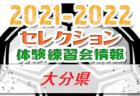 2021-2022 【岡山県】セレクション・体験練習会 募集情報まとめ