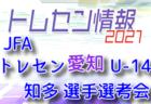 2020年度 KJS3年生リーグ(埼玉)後期リーグ  結果募集