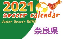 2021年度 サッカーカレンダー【奈良県】年間スケジュール一覧