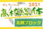 2021年度 高円宮杯JFA U-15サッカーリーグ東北みちのくリーグ5/8,9結果速報!