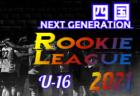2021年度 クーバー・カップ 第4回香川県U-11サッカー選手権大会 組合せ掲載!5/2.3.5開催
