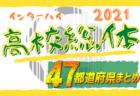 【2021年度 男子インターハイ】令和3年高校総体 各都道府県情報【47都道府県まとめ】
