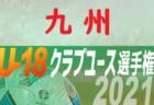 【予選ラウンド中止!】2021年度第32回九州クラブユースU-18サッカー選手権大会   6月以降延期開催