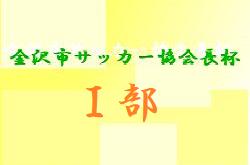 2021年度 第19回 金沢市サッカー協会会長杯 Ⅰ部(U-12)石川 優勝はツエーゲン金沢!