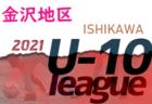 【延期】2021年度 JFA U-13リーグ東海   次回開催日程募集