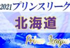 速報!2021年度高円宮杯JFAU-18プリンスリーグ北海道 4/18結果掲載!次回4/25