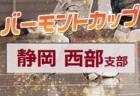 高円宮杯JFA U-15サッカーリーグ2021山口県チャンピオンリーグ 4/11結果入力頂きました!次節5/ 8開催予定