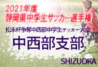 【大会中止】2021年度 第1回JFA東海ガールズ・ゲーム U-12サッカー大会  組み合わせ掲載!5/15,16開催