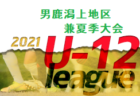 2021年度 U12東海トレセンマッチデー 5/23開催!情報お待ちしています!