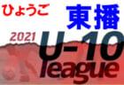 2021年度 東播U-12リーグ (兵庫)4/18結果! 次回5/1は延期になりました。