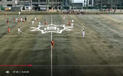 【4/25プレミアリーグ配信】東福岡・NTT Sportict・RKB毎日放送・グリーンカードが連携!高校サッカー部のグラウンドからAIカメラがライブ配信!