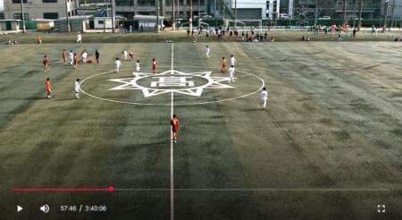 【4/18プレミアリーグ配信】東福岡・NTT Sportict・RKB毎日放送・グリーンカードが連携!高校サッカー部のグラウンドからAIカメラがライブ配信!