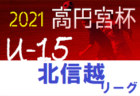 2021年度 MFA U-12 リスペクトリーグ 中央ブロック 日程・組合せ掲載! 前期は中止 後期は5/15開幕!