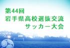 2020年度 第11回東区長杯ジュニアサッカー大会 U-12  福岡県 優勝はアビスパ福岡!情報ありがとうございました!