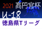 2021年度 第17回福岡県女子ユース(U-15)サッカー選手権大会 優勝はANCLASノーヴァ!最終公式結果掲載