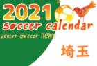 2021年度 サッカーカレンダー【福井県】年間スケジュール一覧