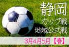 【メンバー】2021年度 U-12 福岡県トレセン後期選手選考会 追加選手発表のお知らせ!