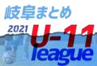 【5/11まで休止】2021年度 第2回京都建物杯 JFA U-11サッカーリーグ2021京都前期