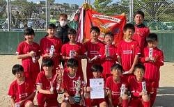 2021年度 第64回八幡西区大会 U-12 福岡県 優勝は折尾西SC!情報ありがとうございます!