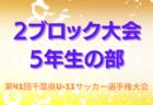 2021年度 関東高校サッカー大会Bグループ 神奈川県予選 ブロック優勝19校決定!! 4/17ブロック決勝全結果揃いました!