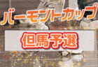 【大会中止】2021年度 JFA バーモントカップ第31回全日本U-12フットサル選手権 第27回長野県大会