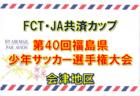 【選手変更あり4/19】U-15日本代表候補トレーニングキャンプ(4.19~22@高円宮記念JFA夢フィールド)メンバー発表!