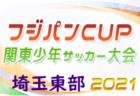 2021年度 第45回関東少年サッカー大会 埼玉県大会 6/20,27開催!地区予選情報お待ちしています