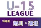 【延期】2021年度  高円宮杯JFA U-15サッカーリーグ 第13回道北ブロックカブスリーグ(北海道)9/12以降開催