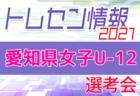 2021年度 第30回 関西高等学校女子サッカーリーグ兼プレ関西女子U-18サッカーリーグ1部4/24開幕!1部、2部、3部リーグ表ご用意しました!2部、3部日程情報お待ちしています!