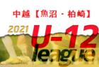 2021年度 第19回関東リーグ 前期リーグ Cブロック6/6結果更新 次回日程情報お待ちしております