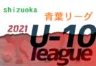 高円宮杯JFA U-15サッカーリーグ2021 関西サンライズリーグ 中止・延期 4/17~5/5