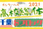 高円宮杯JFA U-18サッカーリーグ2021山梨 5/9結果速報!次回5/22!