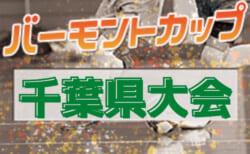 2021年 JFAバーモントカップ第31回全日本U-12フットサル選手権大会 千葉県大会  予選トーナメント6/19.20開催!参加チーム募集開始!組合せ情報お待ちしています