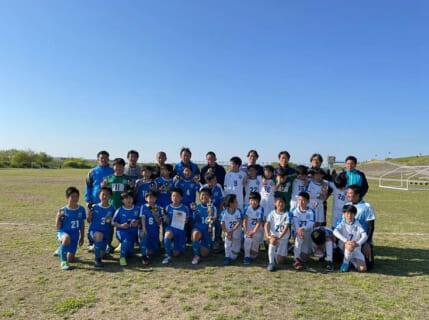2021年度 松戸市春季サッカー大会「6年生の部」(千葉)優勝はD.U.C SC A!