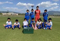 2021年度 大津カップU-12サッカー大会(熊本)優勝はソレッソ熊本1