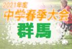 2021年度 第51回群馬県中学春季サッカー大会 開催可否情報募集