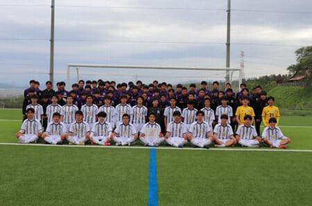 2021年度 新潟高校 春季地区体育大会 サッカー競技 上越地区大会 優勝は上越高校!