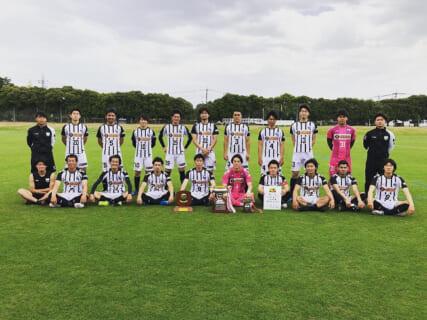 2021年度 第26回群馬県サッカー協会長杯サッカー大会(天皇杯予選)2連覇、tonan前橋が全国大会へ