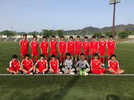 2021年度山形県べにばな杯ジュニアユースサッカー大会(U-15)優勝は山形FC!