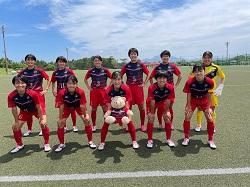 2021年度 第27回鹿児島県高校総体女子サッカー競技大会(インターハイ) 優勝は神村学園!