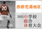 2021年度第72回宮崎県中学校総合体育大会 兼 日向地区大会 6/12.13結果速報!情報おまちしています!