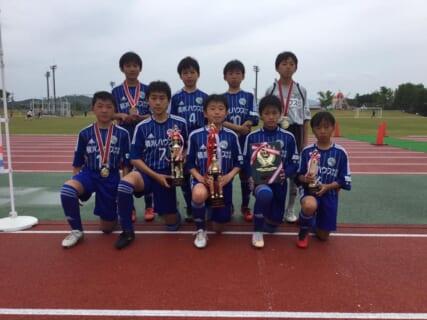 2021年度 ZERO.真岡 cup U-12 (栃木県) 優勝はともぞうSC!全結果情報ありがとうございます!